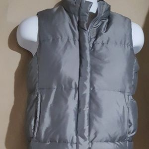GAP - Adult Small Gray Vest